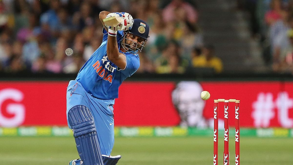 Suresh Raina last played for India during the tour of England in 2018.