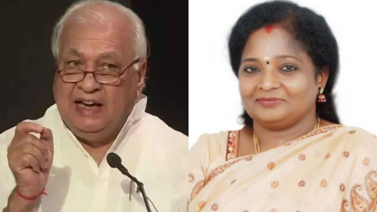 Tamilisai Soundararajan, Arif Khan Among 5 New State Governors