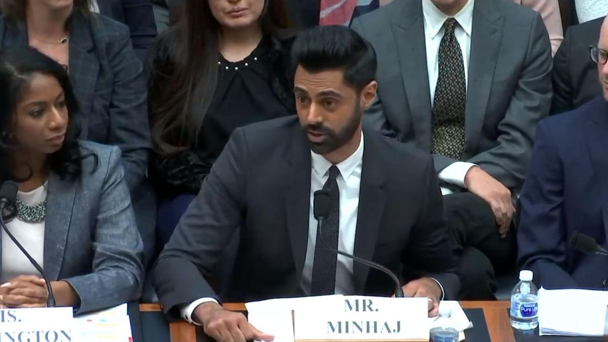 'Predatory': Hasan Minhaj Testifies at US Congress on Student Debt