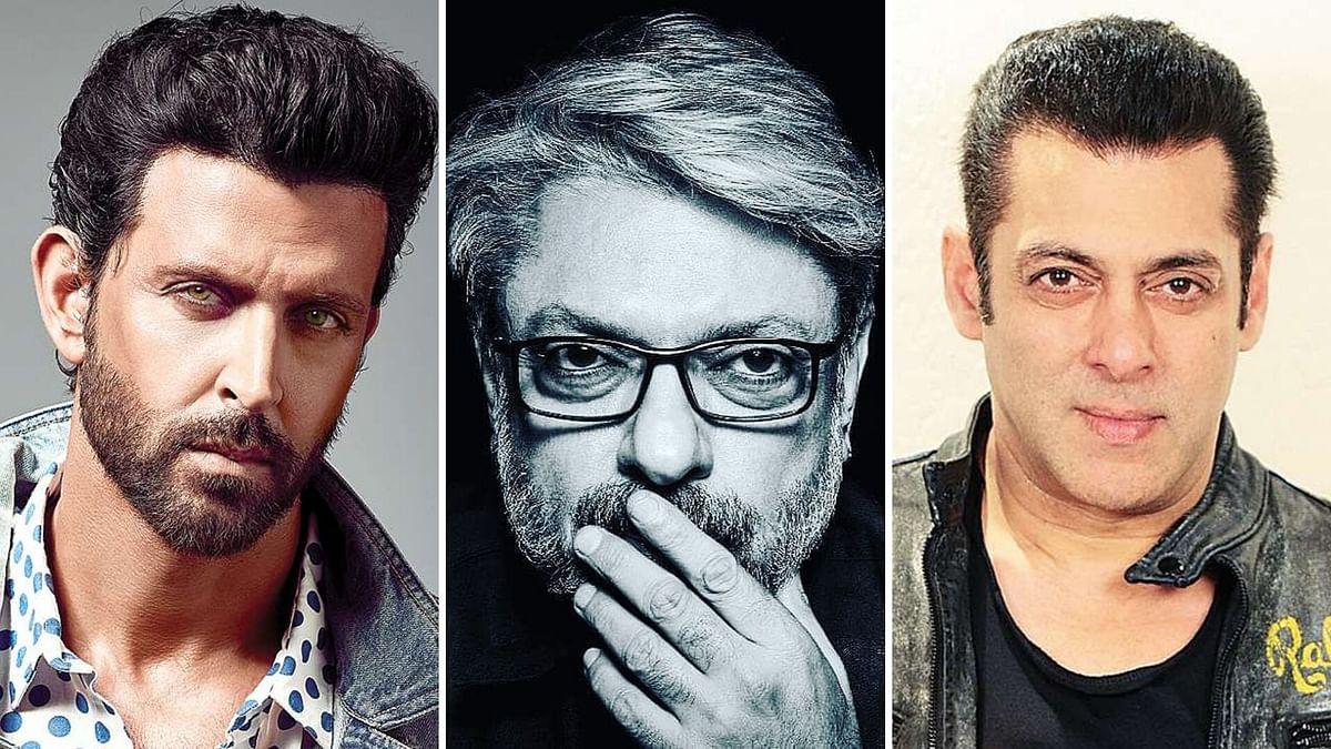 Hrithik might replace Salman in <i>Inshallah</i>.