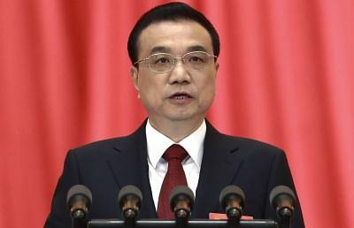 Chinese Premier Li Keqiang. (Xinhua/Pang Xinglei/IANS)