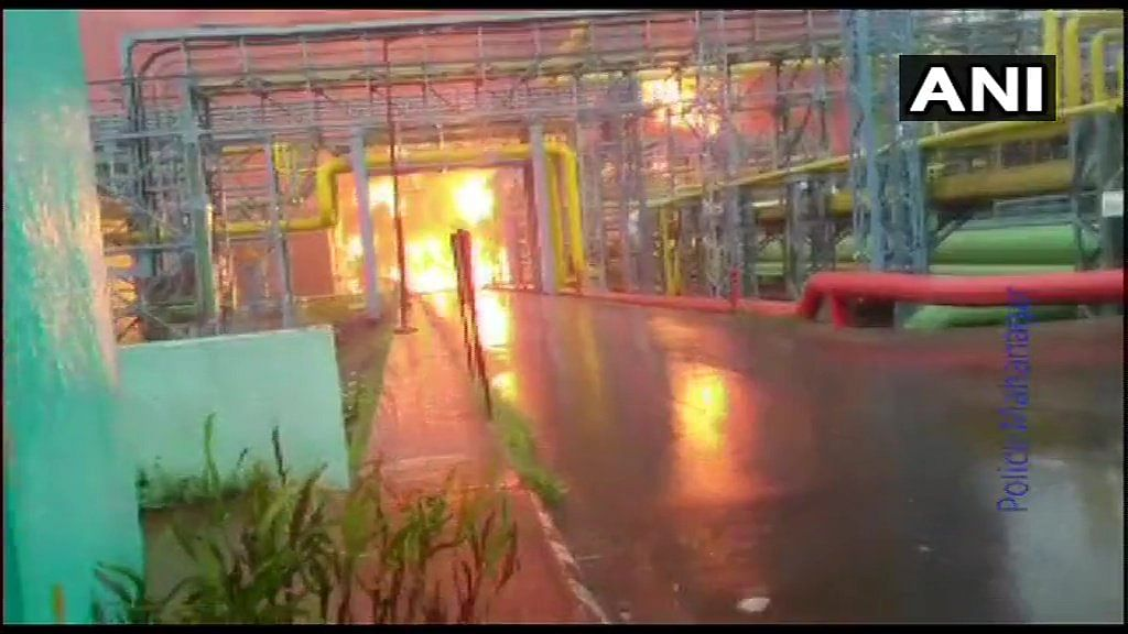 ONGC Mumbai Plant Fire: 1 Staffer, 3 CISF Personnel Killed