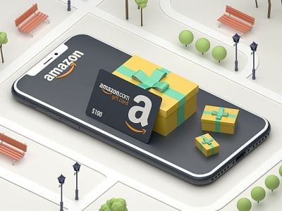 Amazon. (File Photo: IANS)