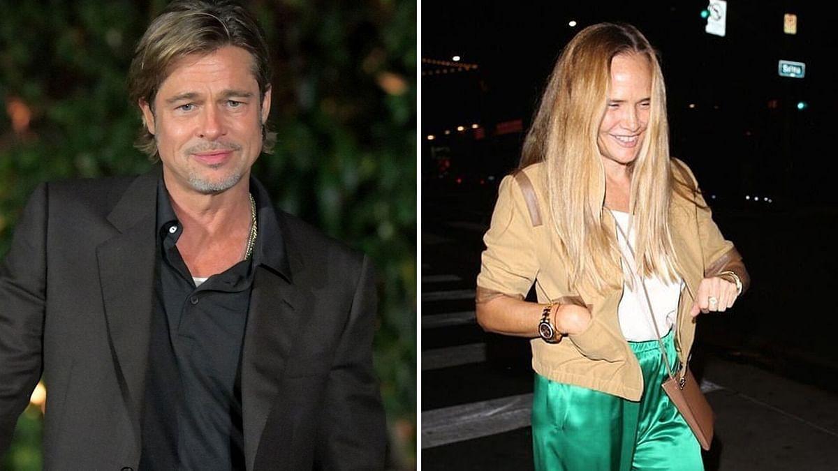 Brad Pitt is allegedly in a relationship with jewellery designer Sat Hari Khalsa.