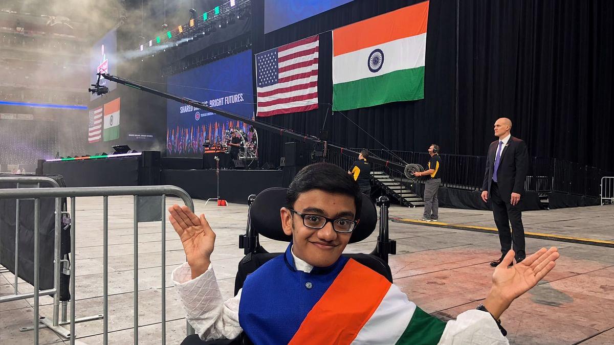 Sparsh Shah's Jana Gana Mana Makes 'Howdy, Modi' a Melodious Event
