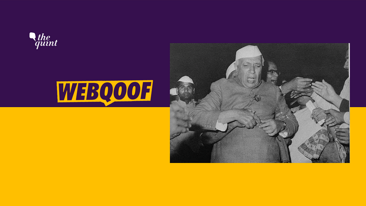 Nehru Slapped After 1962 War? Here's The Fact
