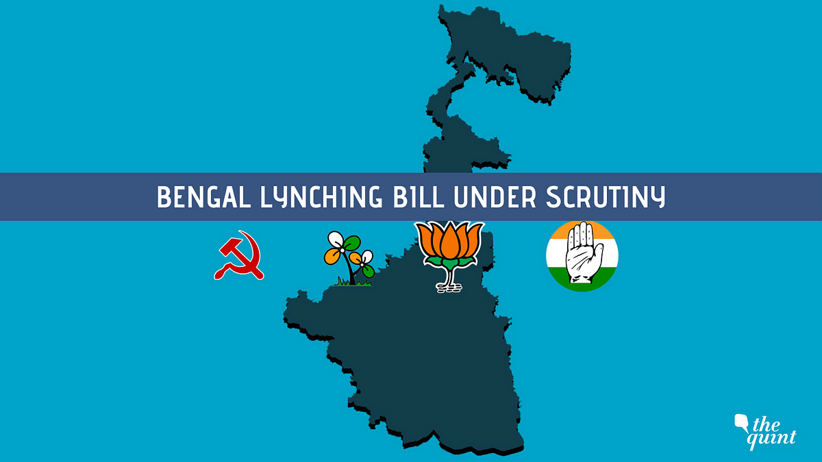 Cong & Left Raise Objections on Bengal Lynching Bill, BJP Agrees
