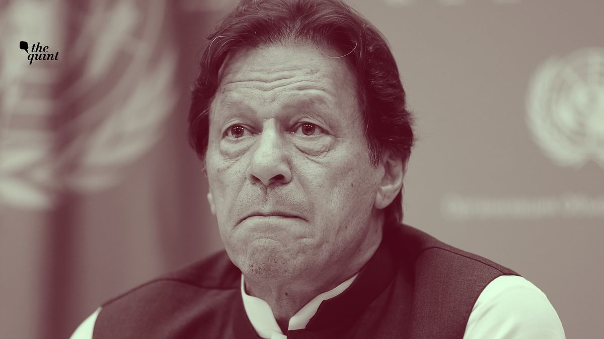 PM Imran Khan speaks to reporters during a news conference at United Nations headquarters Tuesday, Sept. 24, 2019. Image used for representation.
