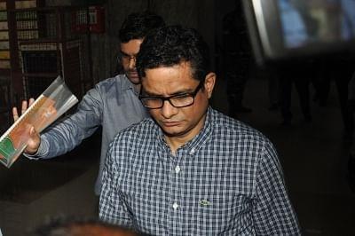 CBI writes to Bengal DG on Rajeev Kumar's whereabouts