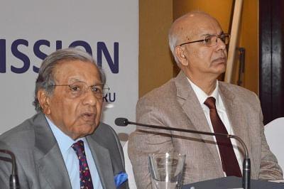 15th Finance Commission Chairman N.K. Singh. (Photo: IANS)
