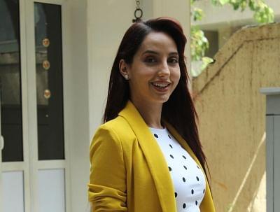 Model turned actress Nora Fatehi. (File Photo: IANS)