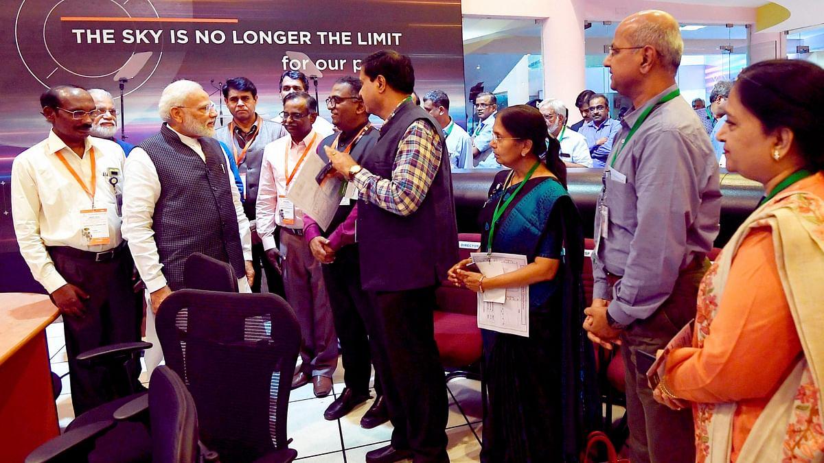 Chandrayaan-2 Orbiter Doing Extremely Well: ISRO Chief Sivan