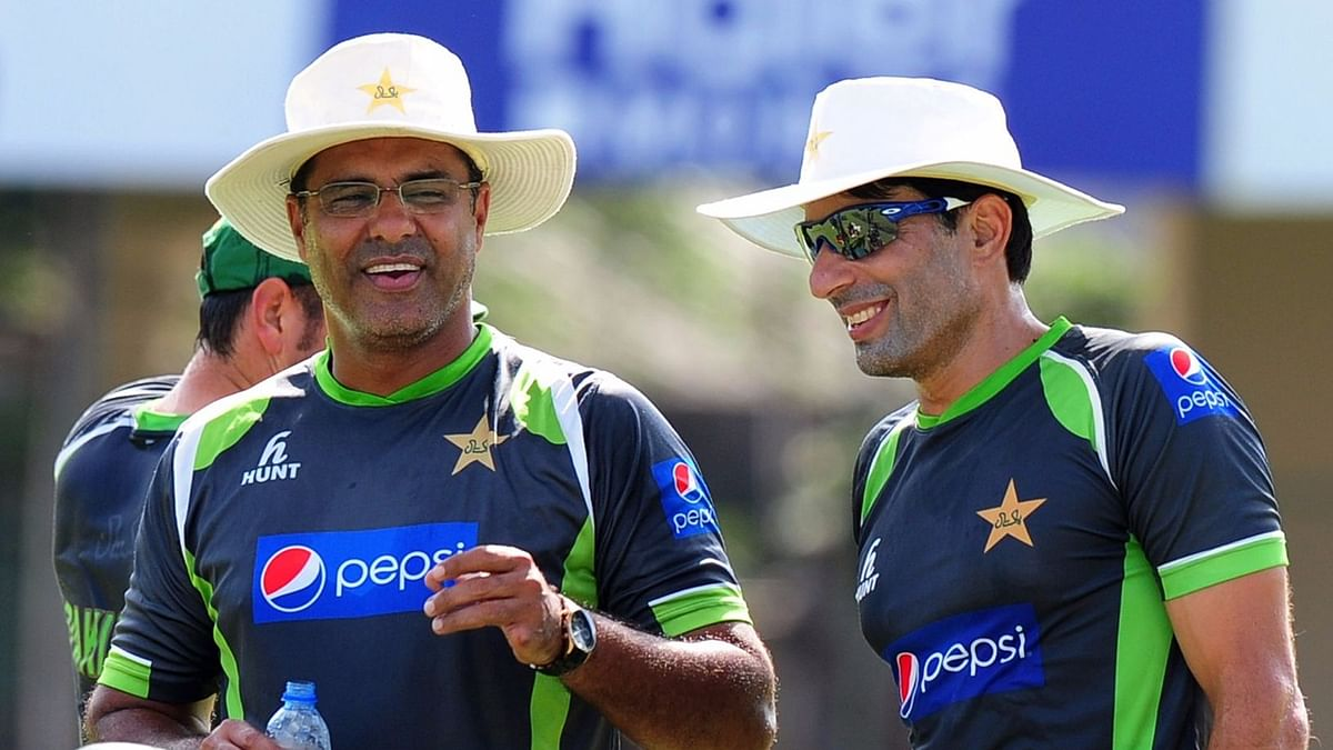 Misbah Named Pak Head Coach & Chief Selector, Waqar Bowling Coach