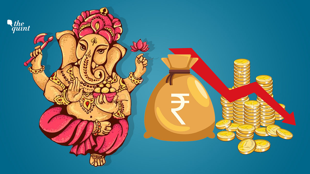A Lacklustre Ganesh Chaturthi For Jewellery Market Amid Slowdown