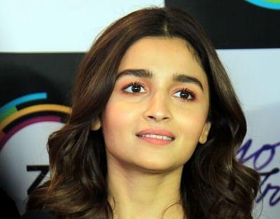 Actress Alia Bhatt. (File Photo: IANS)