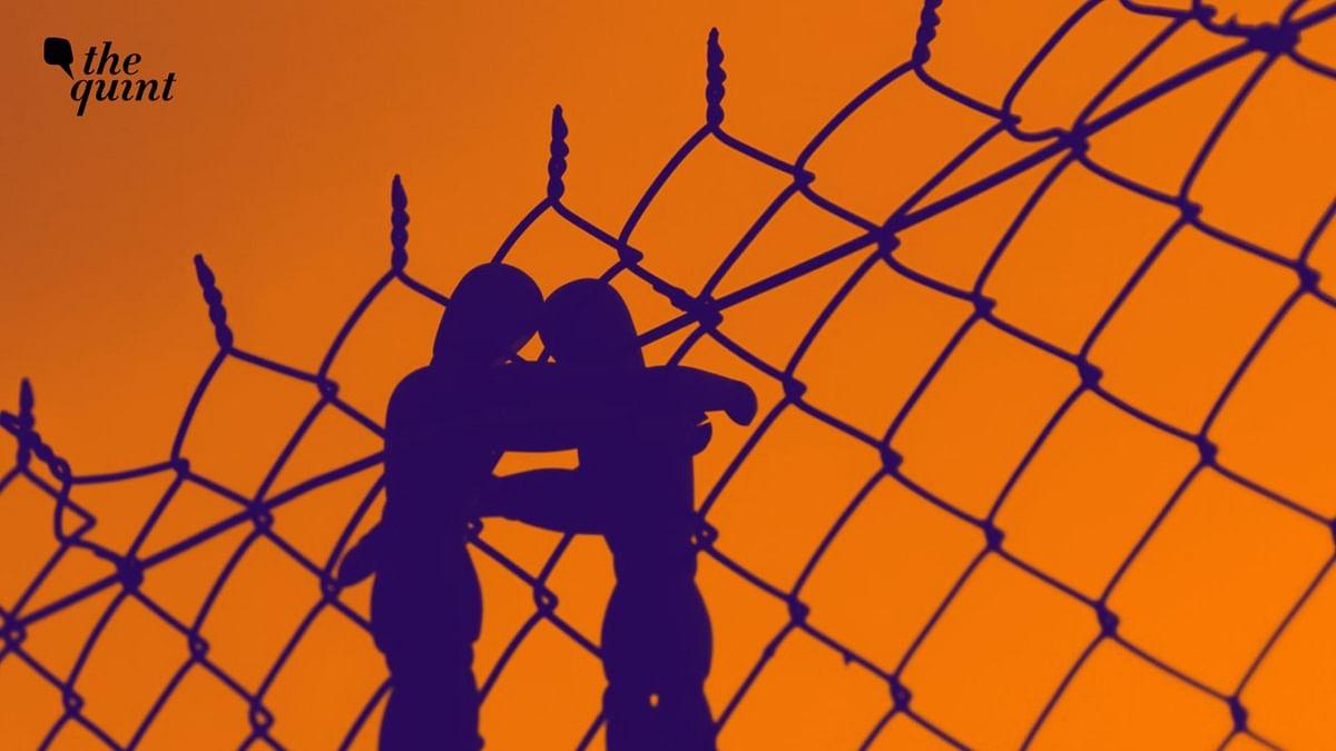 How Lovers Steal Kisses During Lockdown in Kashmir