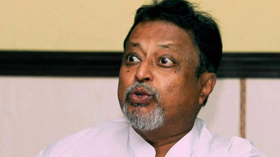 CBI Questions BJP Leader Mukul Roy In Narada Sting Case