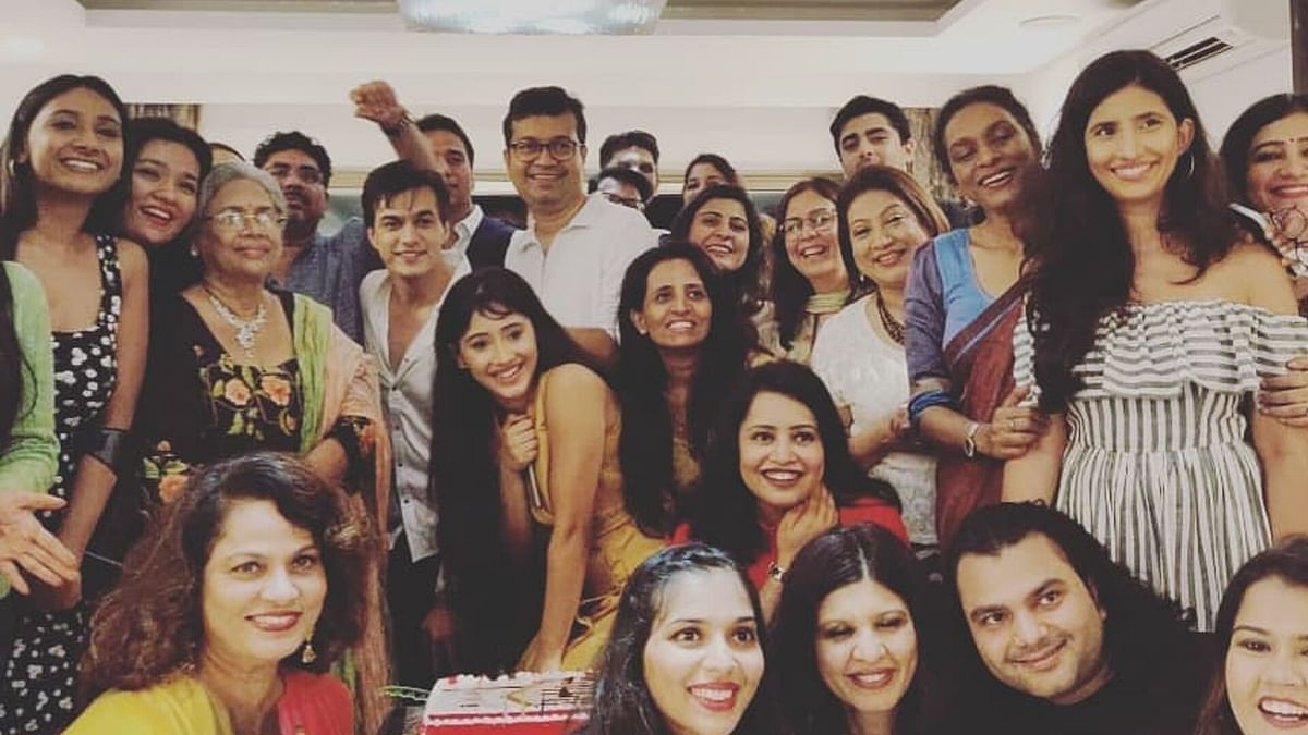 'Yeh Rishta Kya Kehlata Hai' Team Celebrates Show's 3000th Episode