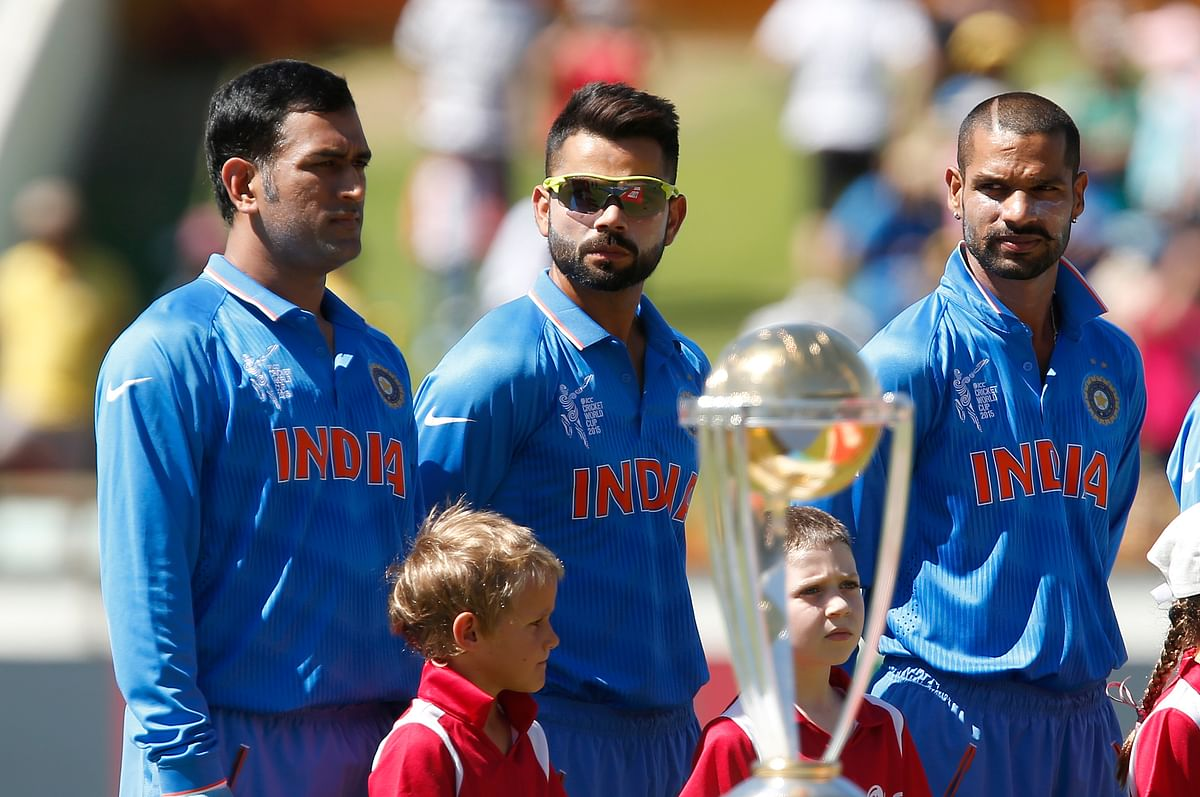Let MS Dhoni's Retirement Decision Rest With Him: Dhawan