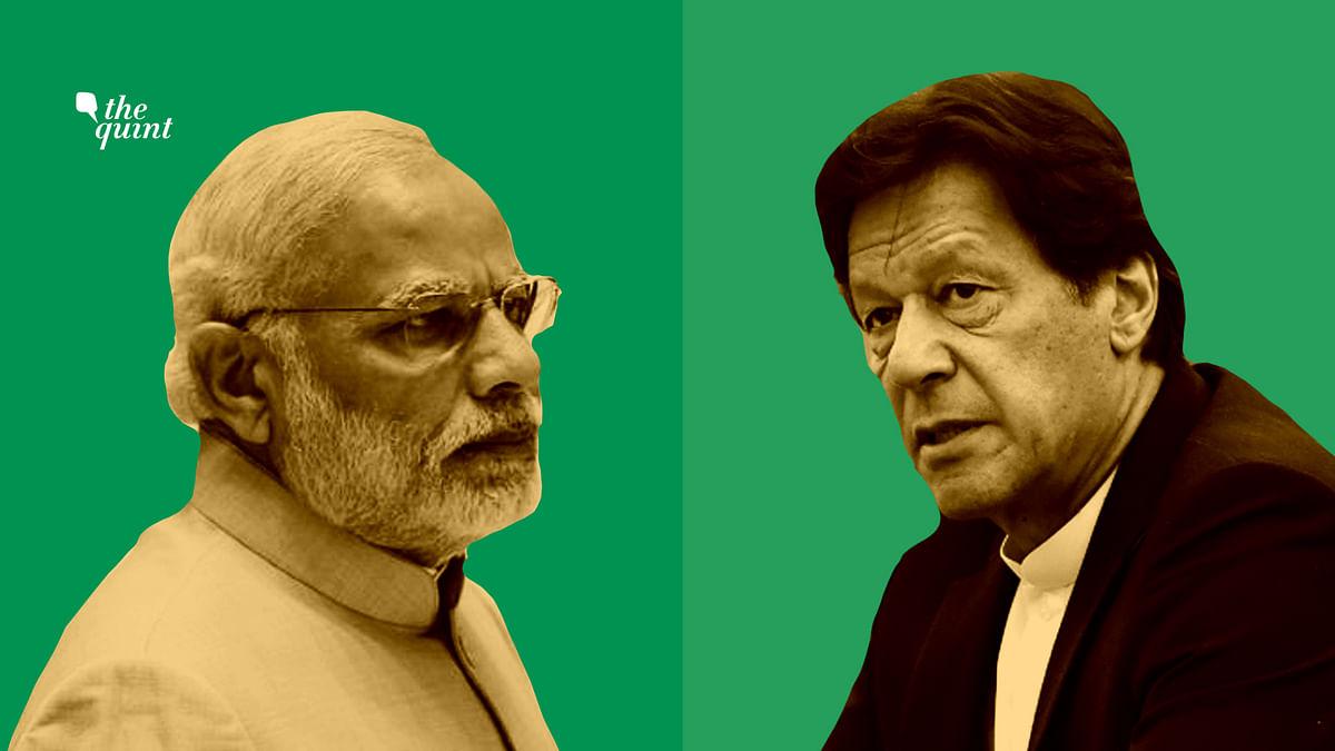 Image of PM Modi (L) and PM Imran Khan (R) used for representational purposes.