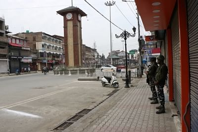Jammu and Kashmir is gradually moving to a stage when no restrictions may be necessary, the government on Monday told the Supreme Court, adding that not a single bullet has been fired and not a single life lost so far after the abrogation of Article 370 that accorded special status to Jammu and Kashmir. (Photo: IANS)