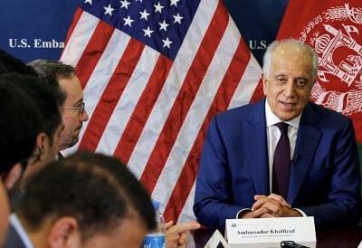 US, Taliban on threshold of peace deal: Khalilzad