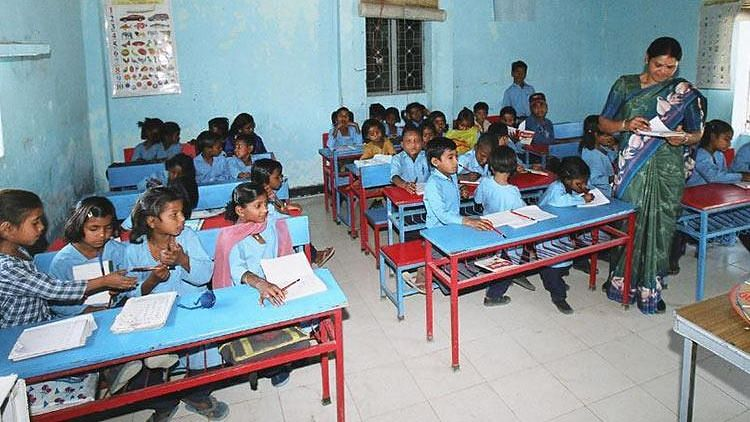 Government has done away with its no-detention policy till class 8.