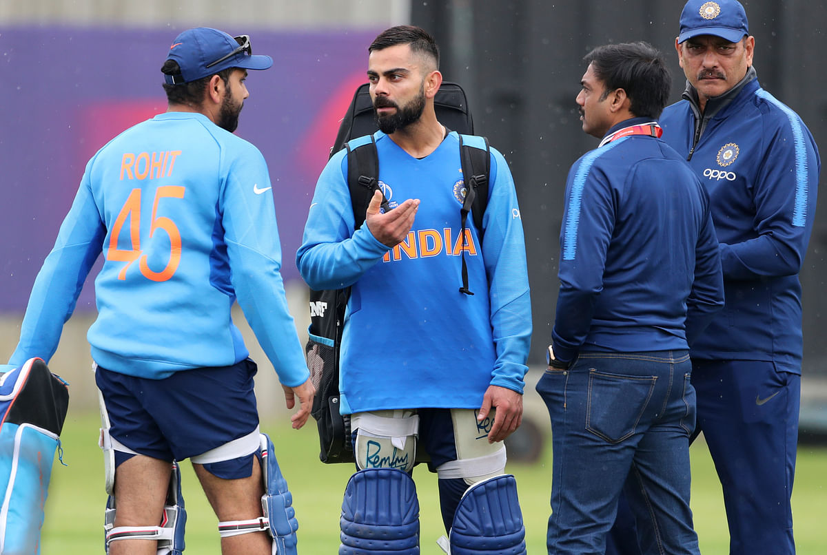 In Dhoni's Absence, Rohit Sharma Asked to Be More Vocal on Field