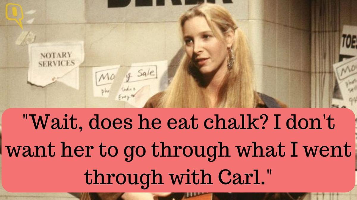 Phoebe Buffay is played by Lisa Kudrow.
