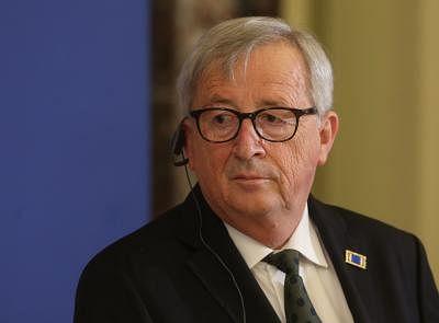 European Commission President Jean-Claude Juncker. (Xinhua/Cristian Cristel/IANS)