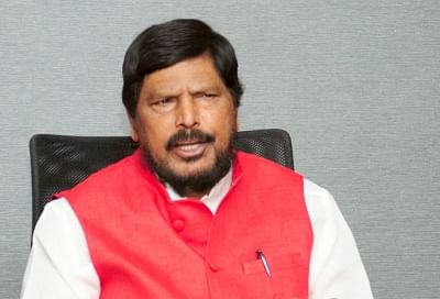 Ramdas Athawale. (File Photo: IANS)
