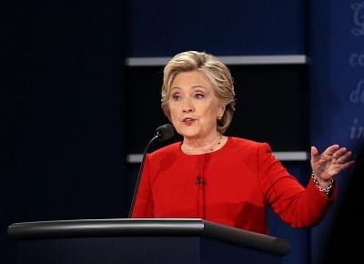 Hillary Clinton backs Trump impeachment for 'betraying' US