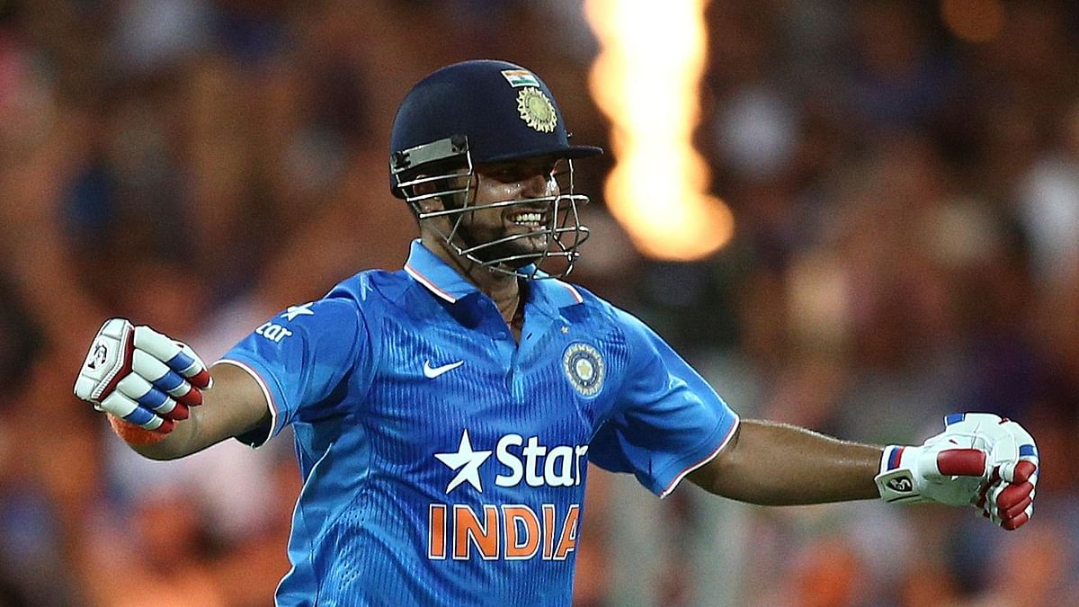 Suresh Raina says he can be the number 4 batsman that the Indian team currently needs.