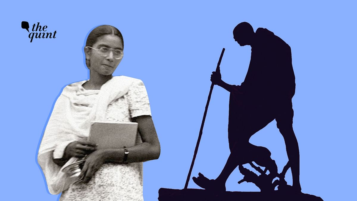 How Gandhi's Grand-Niece Fought for India's Freedom & Went to Jail