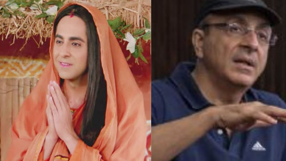 Janak Toprani has accused <i>Dream Girl</i> makers of copying from his film.