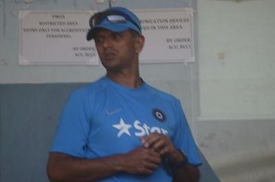 Rahul Dravid. (Photo: IANS)