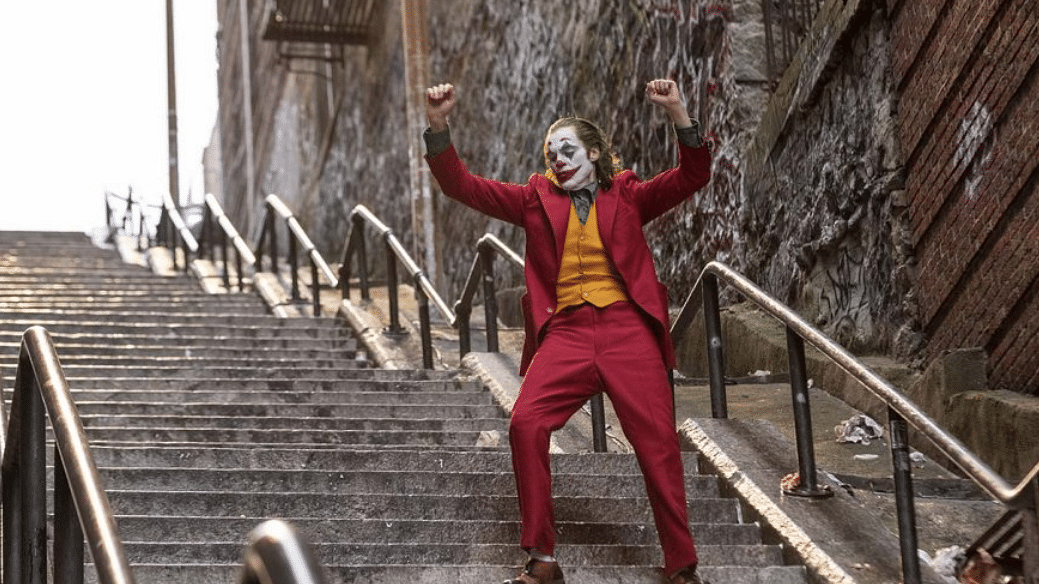 Joaquin Phoenix's Joker Wins Top Prize at the Venice Festival 2019