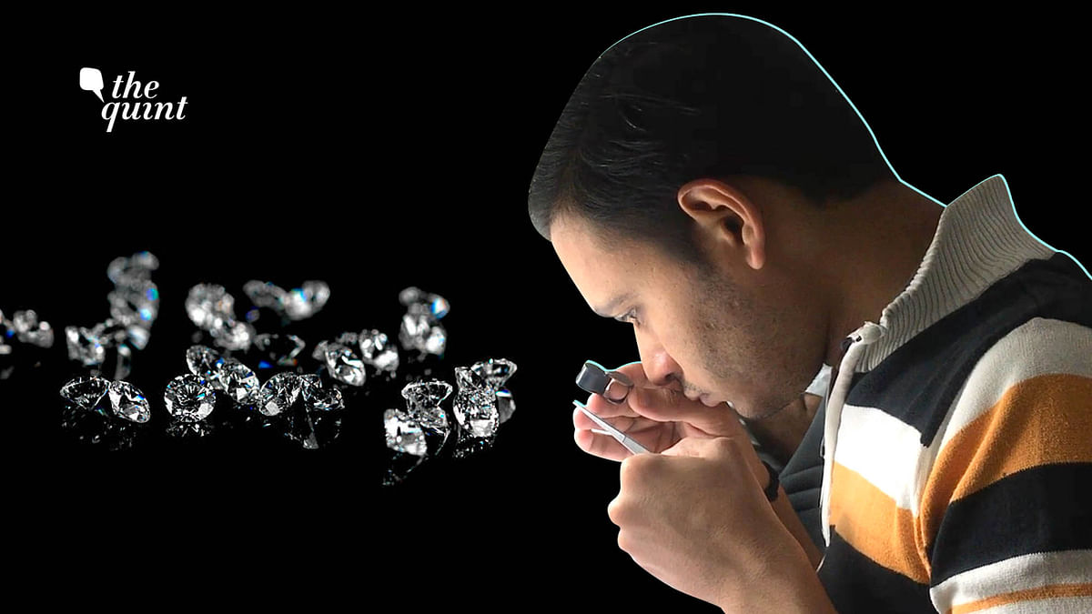 As many as 20,000 diamonds workers have been laid off in Surat due to the crippling recession.