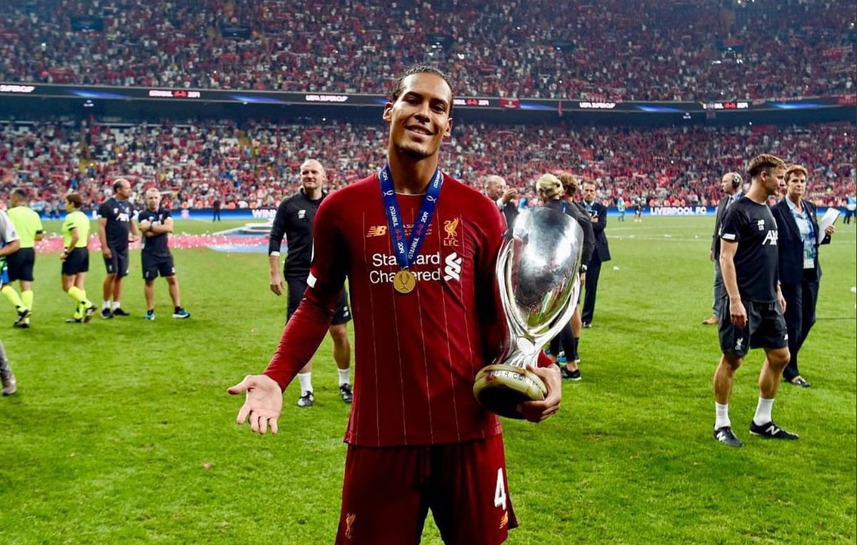 Liverpool won the UEFA Super Cup against Chelsea in Istanbul