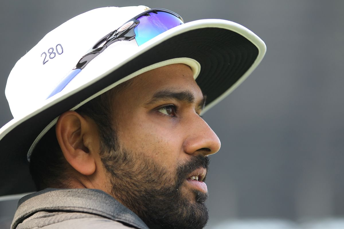 Rohit Sharma is set to open for India in the upcoming Test series against South Africa at home.