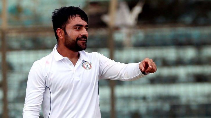 Afghanistan's Rashid Khan on Thursday, 5 September, became the youngest ever Test captain.