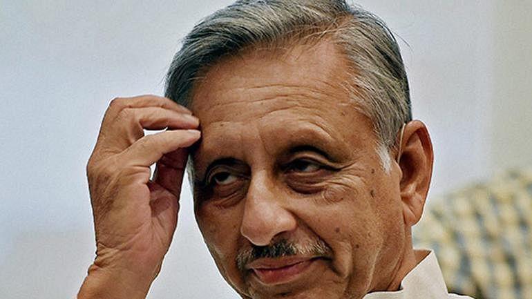 Congress leader Mani Shankar Aiyar