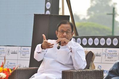 Congress leader P Chidambaram. (File Photo: IANS)