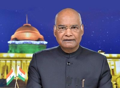 Ram Nath Kovind. (Photo: IANS/PIB)
