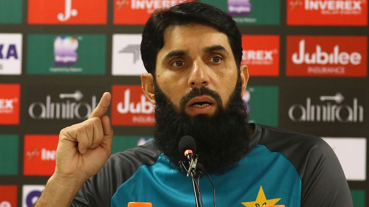 Misbah-ul-Haq is the chief selector and head coach of the Pakistan Cricket team.