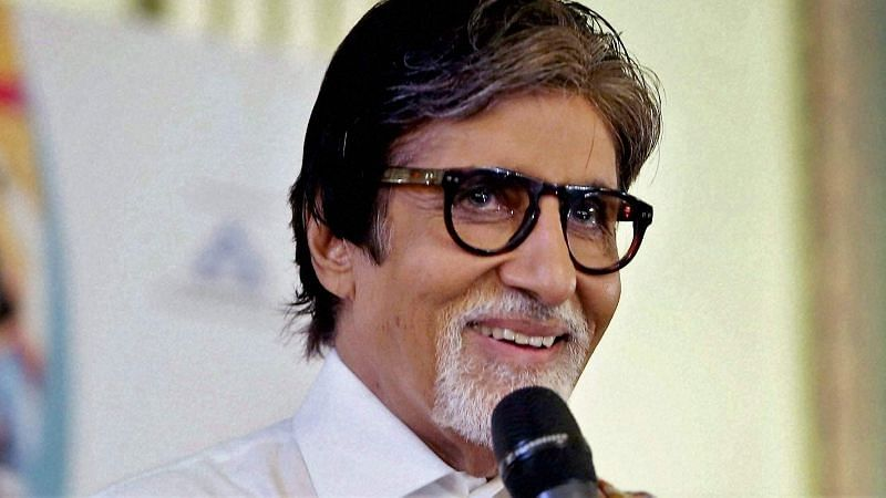 Amitabh Bachchan has completed five decades in films this year.