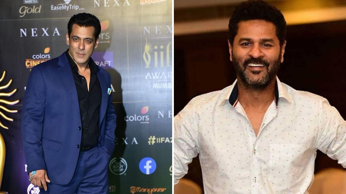 Will Prabhudeva's 'Radhe' Be Salman Khan's Eid Release?