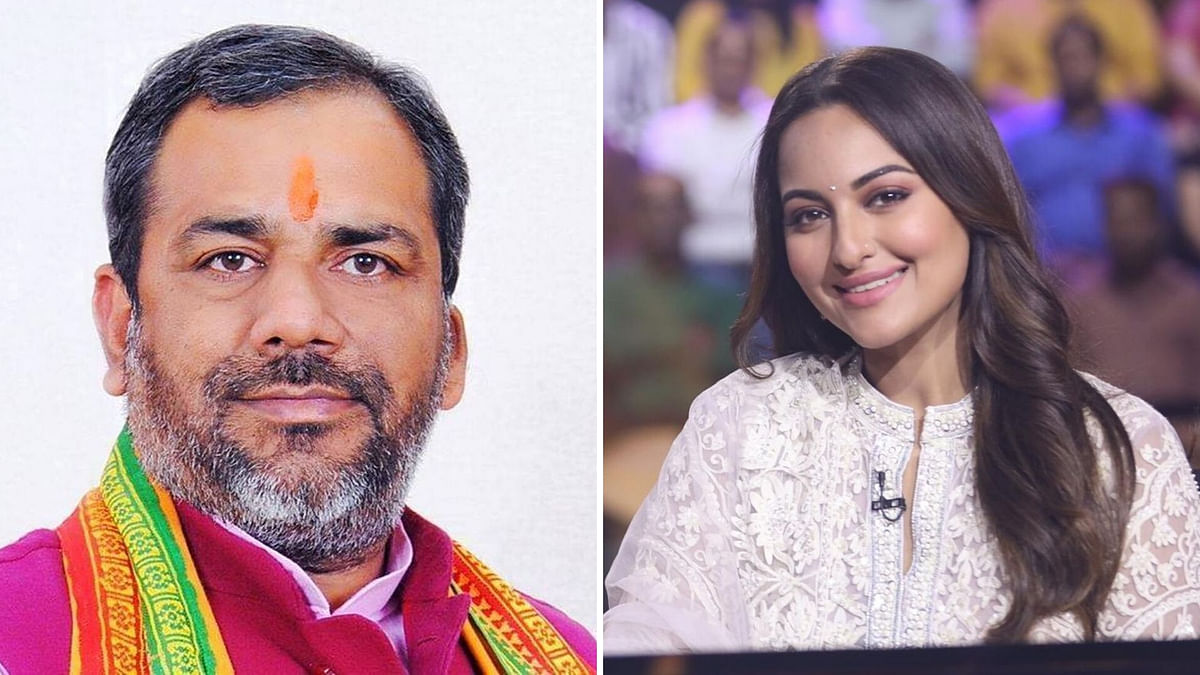 UP Minister Calls Sonakshi Sinha 'Dhan Pashu' for KBC Blunder