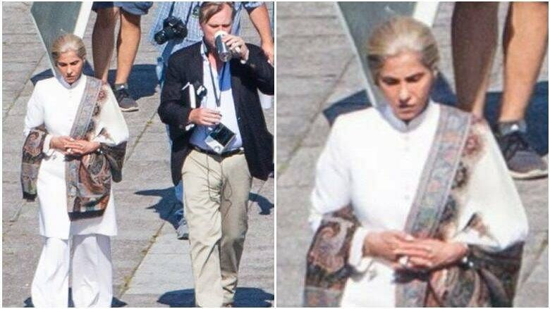 Nolan, Pattinson & Dimple Shoot for 'Tenet' at Gateway of India