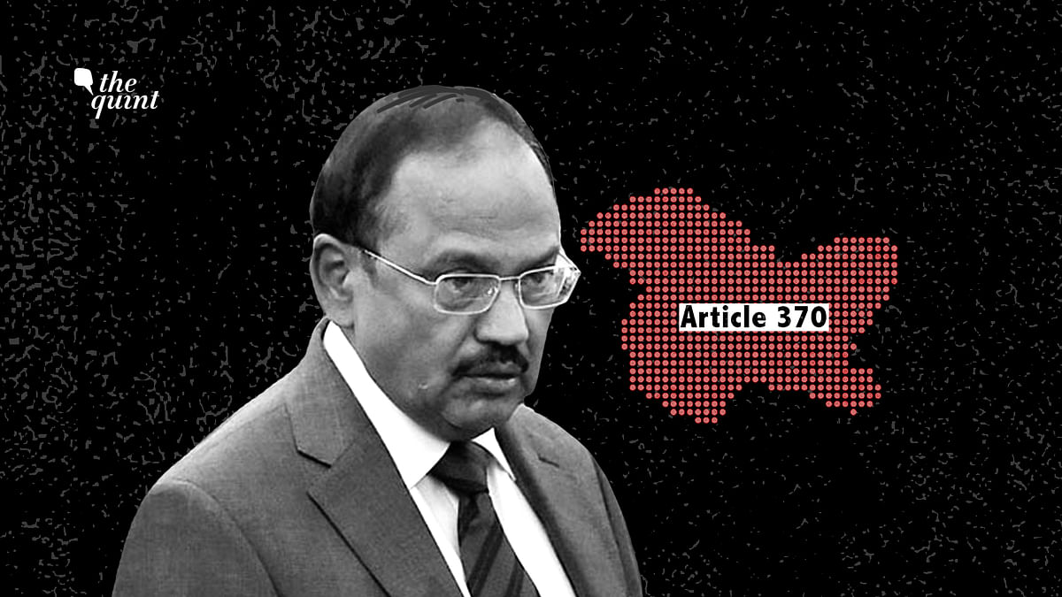 Ajit Doval's Kashmir Remark: Balancing Normalcy & Anti-Terror Ops